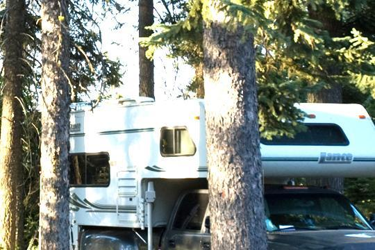 Campground Details - Emigrant Springs State Heritage Area, OR